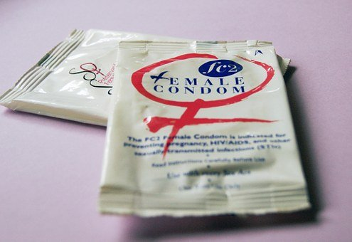 How to use a Female Condom as a contraceptive to prevent pregnancy and infections