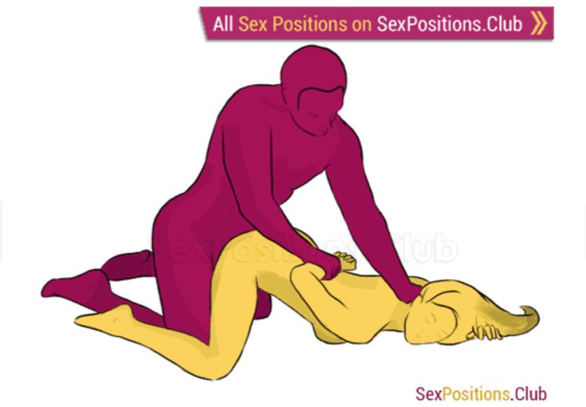 Sex position t square