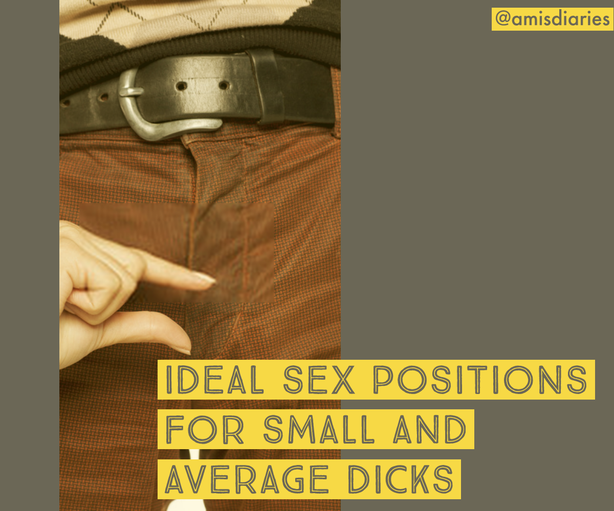 For short positions dicks sex 7 ways