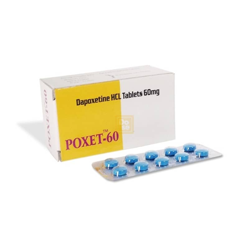 Dapoxetine for premature ejaculation