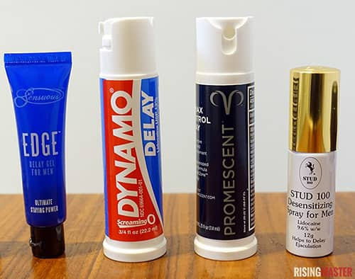 delay lubricants
